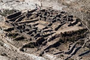 Руины Империи Инков