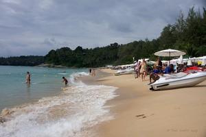 Пляж Сурин, Таиланд