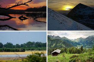 Национальные парки Австрии