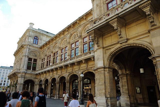Венская государственная опера фото