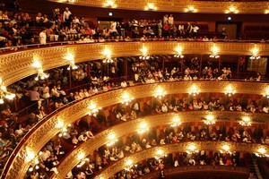 Театр Колон, Аргентина