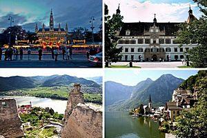 Объекты ЮНЕСКО в Австрии