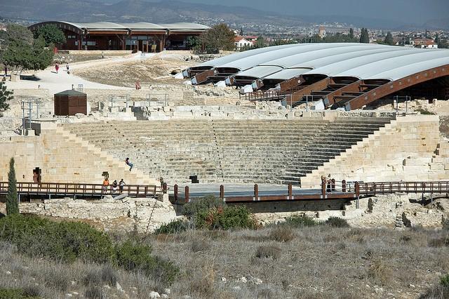 Курион Кипр