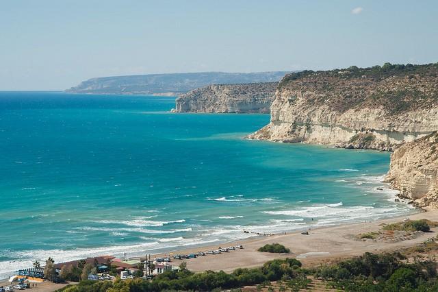 Курион на Кипре