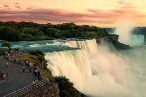 Топ 10 водопадов США