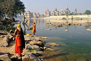 Город Орчха, Индия