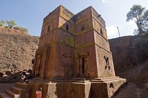 Церковь Святого Георгия в Лалибэле