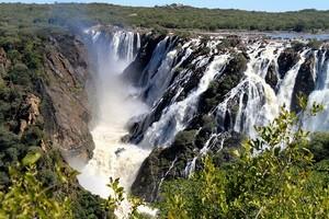 Водопад Руакана