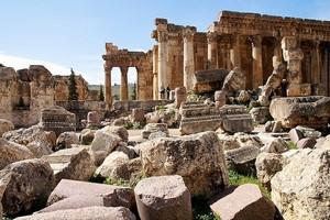 Город Баальбек, Ливан
