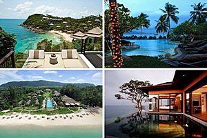 10 лучших отелей на пляжах Таиланда