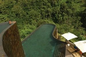 Бутик-отель Ubud Hanging Gardens на Бали