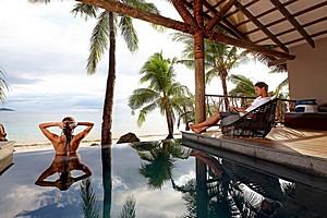 10 отелей 5* на островах Фиджи