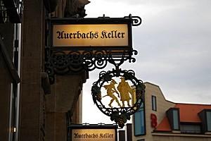 Погреб Ауэрбаха в Германии