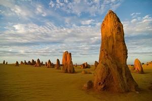 Те-Пиннаклс в Австралии