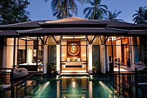 Отель Banyan Tree Samui