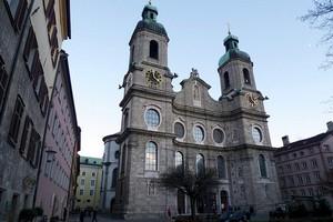 Собор Святого Иакова в Инсбруке