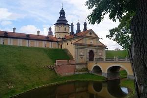 Несвижский замок в Белоруссии