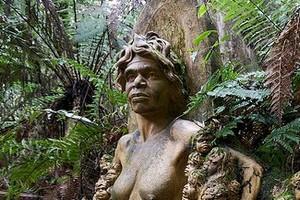 Сад скульптур «Святилище гончара»