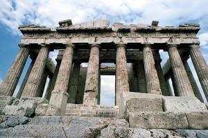 Храм Парфенон, Греция