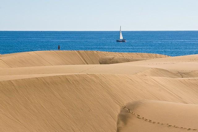 маспаломас  дюны