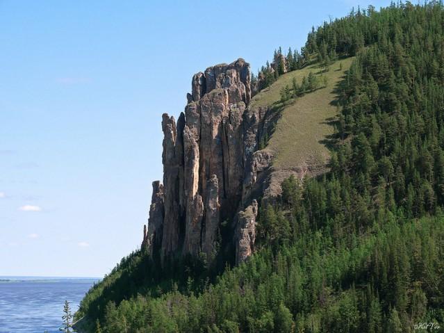 памятники природы ленские столбы