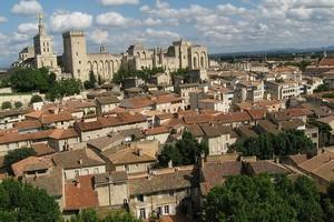 Город Авиньон, Франция