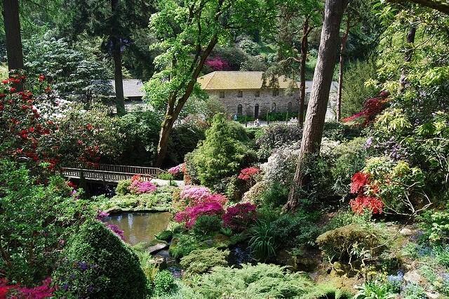 Bodnant garden wedding fayre