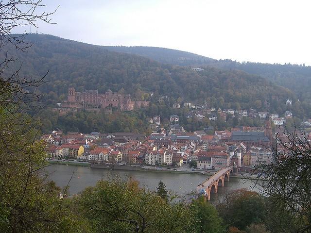 Гейдельбергский замок 05