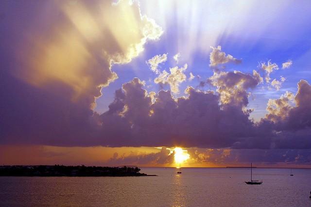 Key west sunset time.