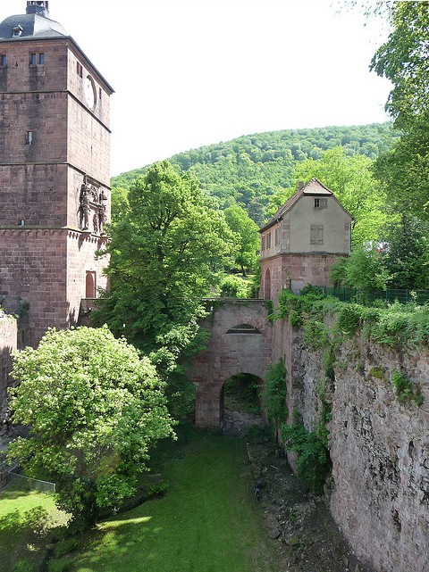 Гейдельбергский замок 07