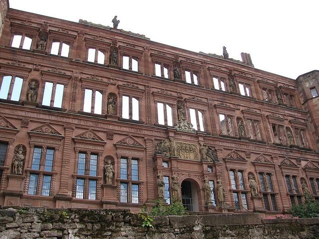 Гейдельбергский замок 08