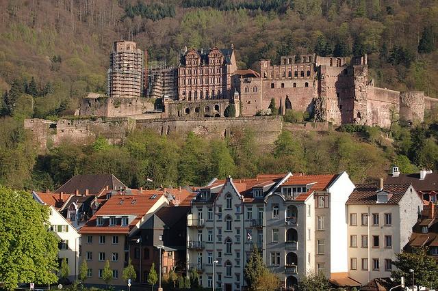 Гейдельбергский замок 10