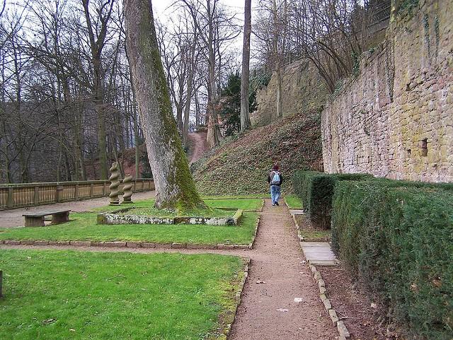 Гейдельбергский замок 11