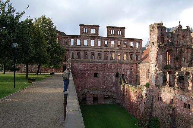 Гейдельбергский замок 15