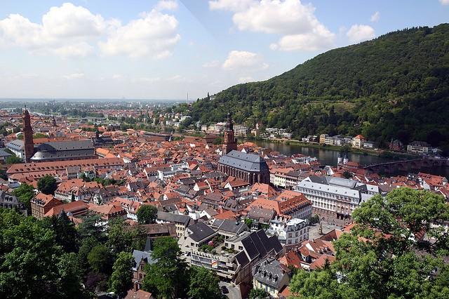 Гейдельбергский замок 17