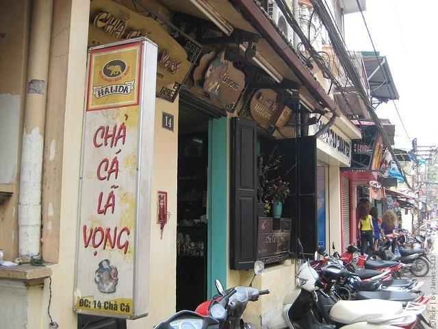 Ресторан Cha Ca La Vong 03