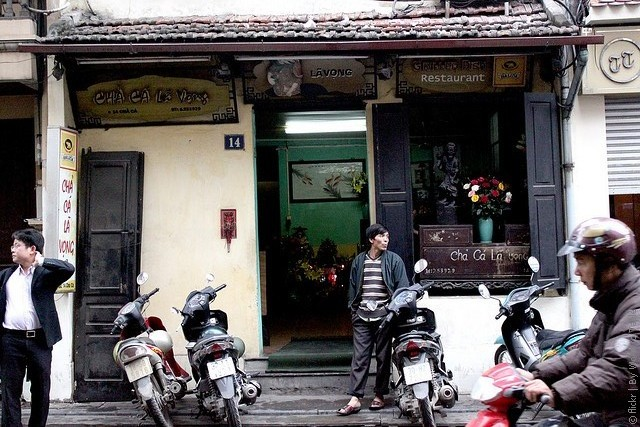 Ресторан Cha Ca La Vong 06