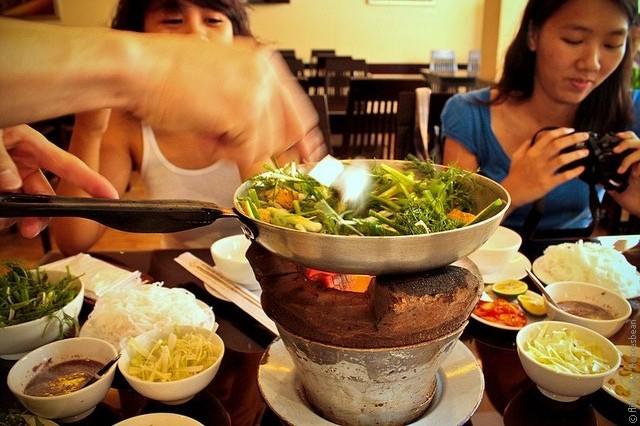 Ресторан Cha Ca La Vong 09