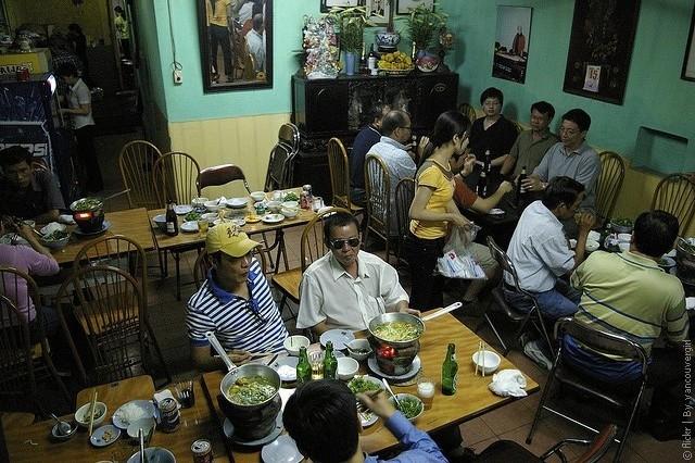 Ресторан Cha Ca La Vong 15