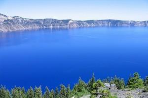 Озеро Крейтер в США