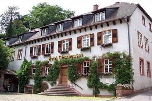 Отель Hirschgasse, Гейдельберг, Германия.
