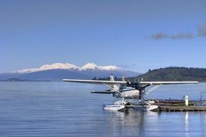 Озеро Таупо, Новая Зеландия