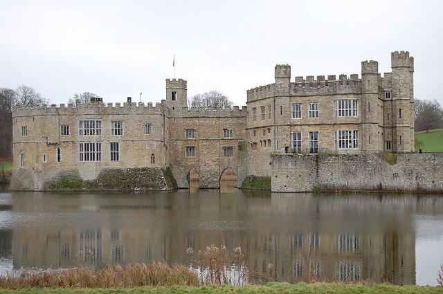 Замок Лидс (Leeds Castle) 12