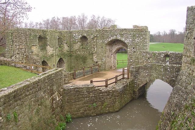 Замок Лидс (Leeds Castle) 14
