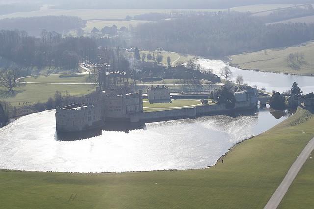 Замок Лидс (Leeds Castle) 16