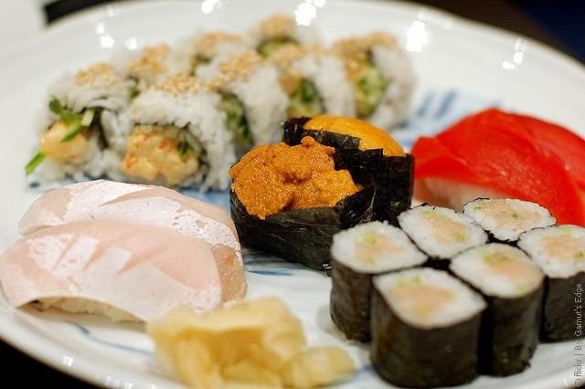 Ресторан Tojo's 02