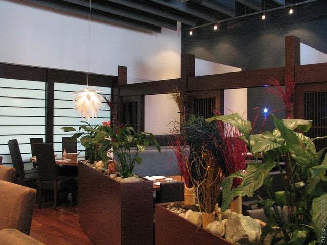 Ресторан Tojo's 05
