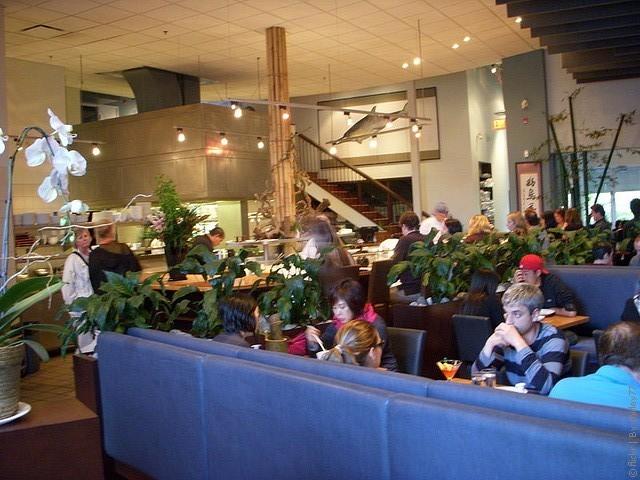 Ресторан Tojo's 09