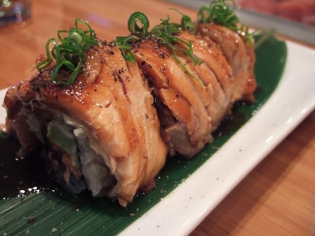 Японский ресторан tojo's канада