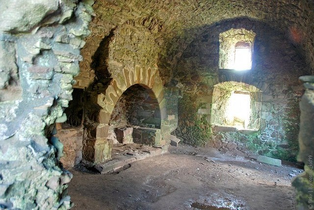 Замок Данноттар 14